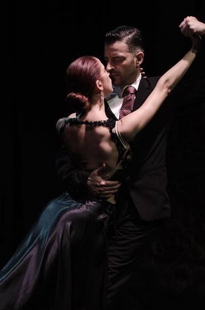 Dante Culcuy & Miriam Olcutt