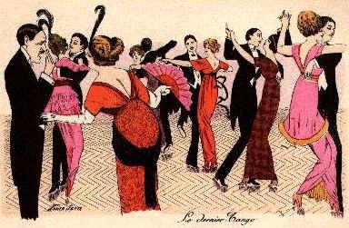 Tango Clothing & Fashion for Women & Men | Tanguito | postcard
