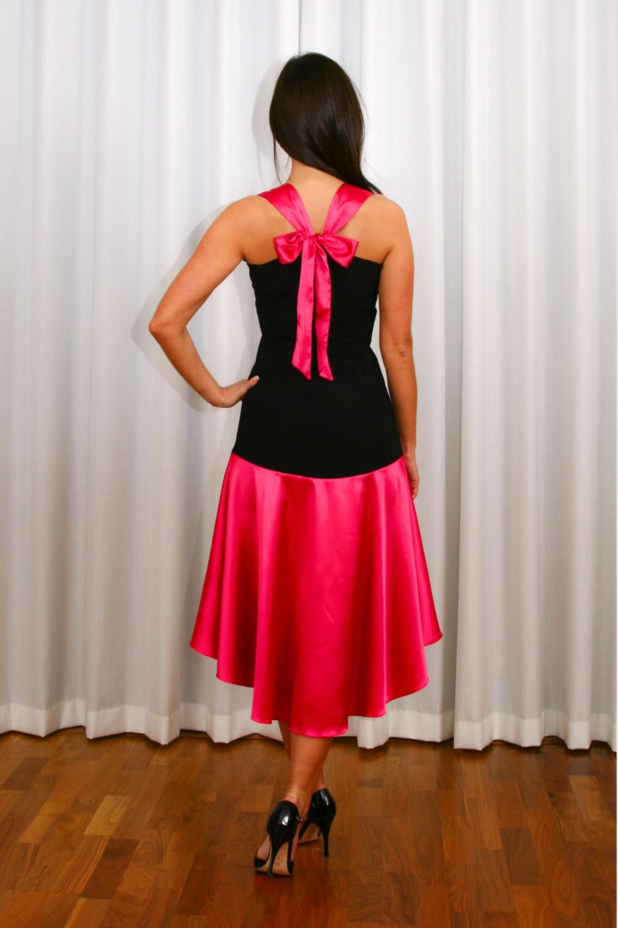 Выкройка юбки короткой спереди и длинной сзади (юбки со) 47
