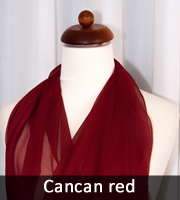 Cancan red