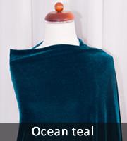 Ocean teal