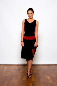 Tango Clothing, Dresses & Fashion: Reversible Skirt by Tanguito