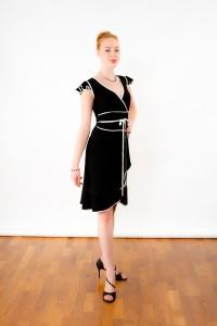 tres esquinas tango dress