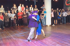 Argentine tango London   Tango event at the Royal Festival Hall