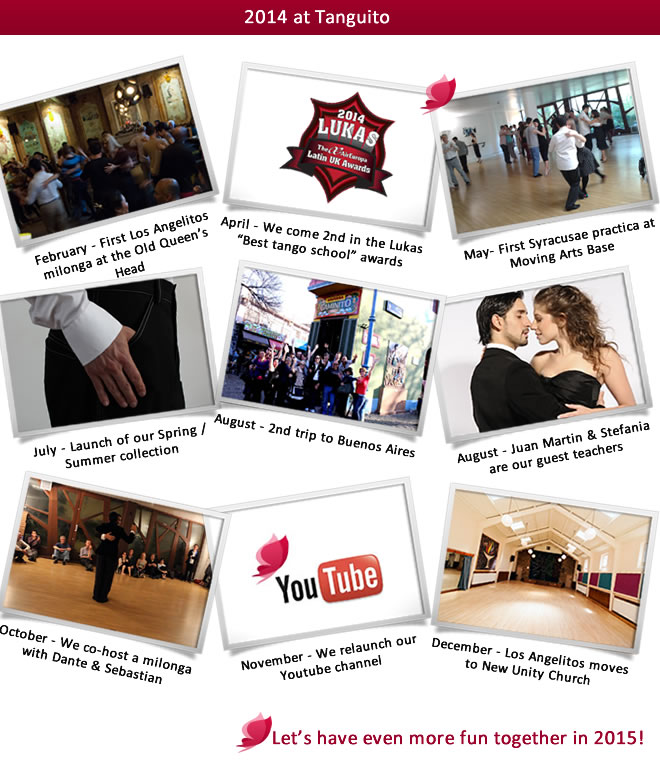 2013 the tango year in review