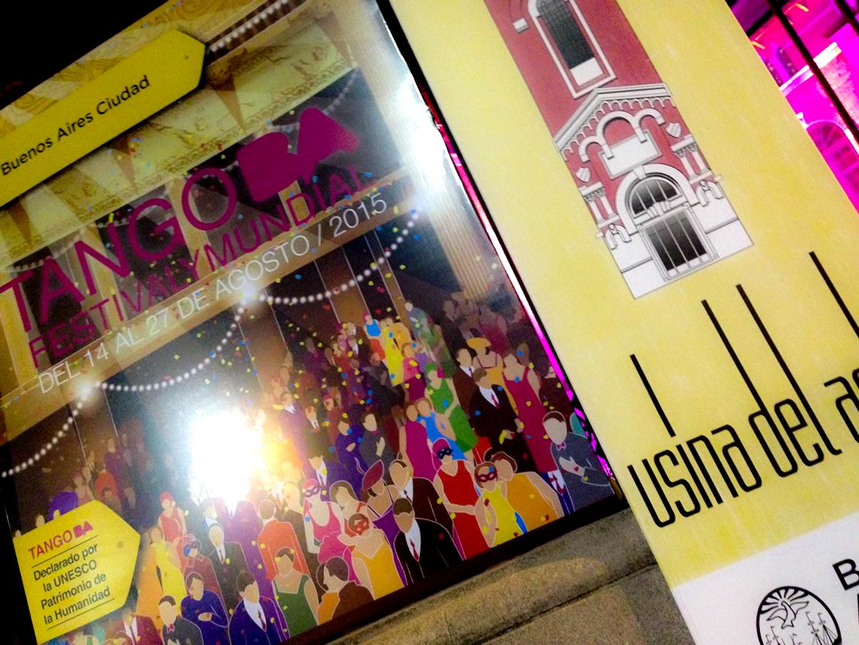 2015 Tango Festival programme