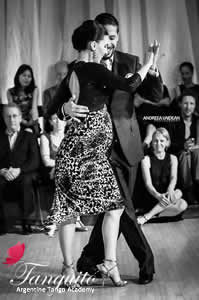 May - Los Zuccas at Che London! Tango Festival