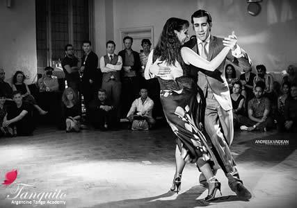 May - Milena Plebs and Lautaro Cancela at Che London! Tango Festival