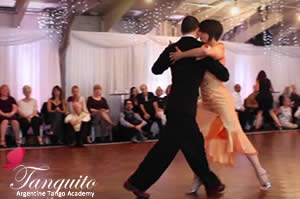October - We perform at Tango on the Thames' 5th anniversary.