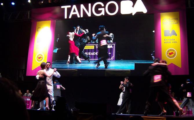Argentine tango London | Buenos Aires Mundial