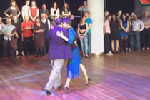 Argentine tango performance london royal festival hall tanguito