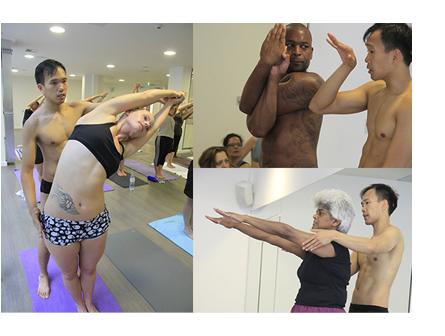 bikram postures