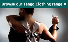 Browse our Tango Clothing collection for ladies & gentlemen