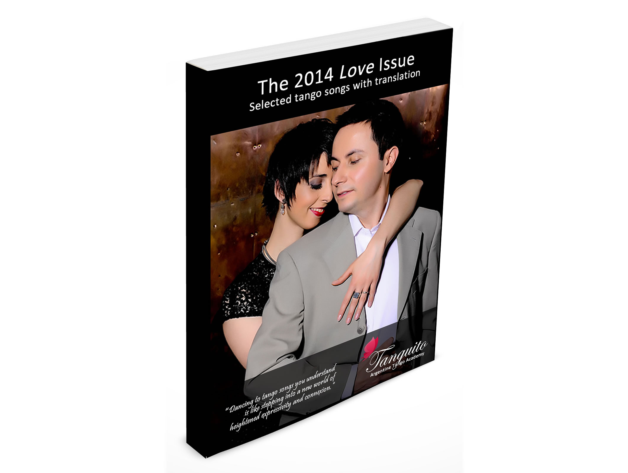 Tango love songs - Valentine issue 2014