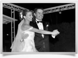 Omar and Ayse tango wedding lessons