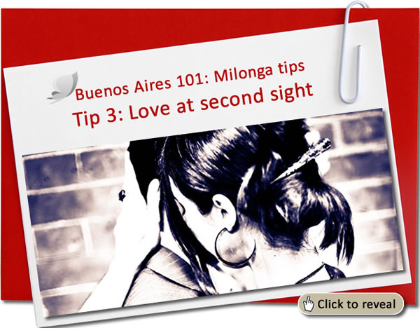 Survival tips No 3: Love at second sight