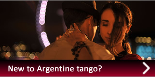 New to tango? Discover the amazing world of Argentine tango