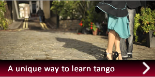 Our approach to teaching tango