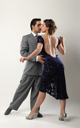 Argentine tango London | Juan Martin Carrara and Stefania Colina at Tanguito