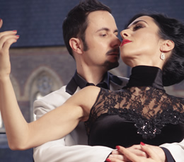 Argentine tango London | Group tango classes