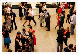Tango classes modern days