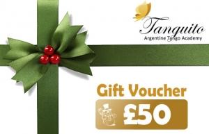 Christmas voucher £50
